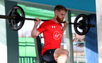 TENERIFE, SPAIN - FEBRUARY 12: Josh Sims on day 2 of Southampton FC's winter training Camp, on February 12, 2019 in Tenerife, Spain. (Photo by Matt Watson/Southampton FC via Getty Images)