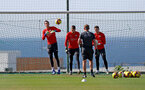 TENERIFE, SPAIN - FEBRUARY 13: Alex McCarthy on day 3 of Southampton FC's winter training camp on February 13, 2019 in Tenerife, Spain. (Photo by Matt Watson/Southampton FC via Getty Images)