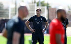 TENERIFE, SPAIN - FEBRUARY 14: Ralph Hasenhuttl on day 4 of Southampton FC's winter training camp on February 14, 2019 in Tenerife, Spain. (Photo by Matt Watson/Southampton FC via Getty Images)