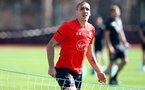 TENERIFE, SPAIN - FEBRUARY 14: Oriol Romeu on day 4 of Southampton FC's winter training camp on February 14, 2019 in Tenerife, Spain. (Photo by Matt Watson/Southampton FC via Getty Images)