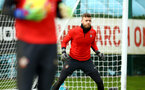 SOUTHAMPTON, ENGLAND - FEBRUARY 20: during a Southampton FC training session pictured at Staplewood Complex on February 20, 2019 in Southampton, England. (Photo by James Bridle - Southampton FC/Southampton FC via Getty Images)