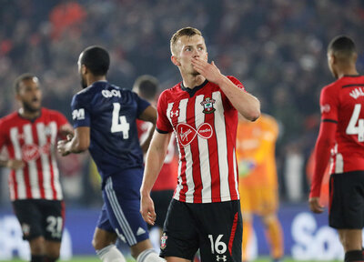 """Hasenhüttl hails """"complete package"""" Ward-Prowse"""