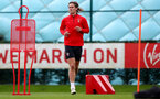 SOUTHAMPTON, ENGLAND - MARCH 05: Jannik Vestergaard during a Southampton FC training session at the Staplewood Campus on March 05, 2019 in Southampton, England. (Photo by Matt Watson/Southampton FC via Getty Images)