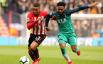 SOUTHAMPTON, ENGLAND - MARCH 09: Yan Valery during the Premier League match between Southampton FC and Tottenham Hotspur at St Mary's Stadium on March 9, 2019 in Southampton, United Kingdom. (Photo by Chris Moorhouse/Southampton FC via Getty Images)