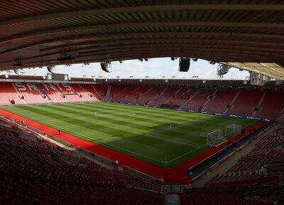 Play at St Mary's against Ex-Saints!