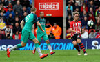 SOUTHAMPTON, ENGLAND - MARCH 09: Jannik Vestergaard of Southampton during the Premier League match between Southampton FC and Tottenham Hotspur at St Mary's Stadium on March 09, 2019 in Southampton, United Kingdom. (Photo by Matt Watson/Southampton FC via Getty Images)