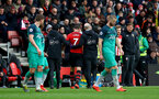 SOUTHAMPTON, ENGLAND - MARCH 09: Shane Long of Southampton leaves the pitch with an injury during the Premier League match between Southampton FC and Tottenham Hotspur at St Mary's Stadium on March 09, 2019 in Southampton, United Kingdom. (Photo by Matt Watson/Southampton FC via Getty Images)