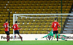 WOLVERHAMPTON, ENGLAND - MARCH 05:  Wolves score during the PL2 U23's match between Wolverhampton Wanders and Southampton FC at Molineux Stadium in Wolverhampton, England, on March 05, 2019 (Photo by James Bridle - Southampton FC/Southampton FC via Getty Images)