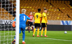 WOLVERHAMPTON, ENGLAND - MARCH 05:  Tom O'Connor lines up a free kick for Southampton FC during the PL2 U23's match between Wolverhampton Wanders and Southampton FC at Molineux Stadium in Wolverhampton, England, on March 05, 2019 (Photo by James Bridle - Southampton FC/Southampton FC via Getty Images)