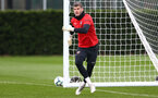 Fraser Forster during Southampton FC training session at the Staplewood Campus, Southampton, 22nd March 2019