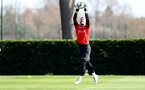 SOUTHAMPTON, ENGLAND - MARCH 27: Fraser Forster during a Southampton FC training session at the Staplewood Campus on March 27, 2019 in Southampton, England. (Photo by Matt Watson/Southampton FC via Getty Images)