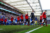 Away mascot competitions: Burnley and Brighton