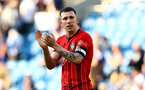 BRIGHTON, ENGLAND - MARCH 30: Pierre-Emile Hojbjerg of Southampton during the Premier League match between Brighton & Hove Albion and Southampton FC at American Express Community Stadium on March 30, 2019 in Brighton, United Kingdom. (Photo by Matt Watson/Southampton FC via Getty Images)