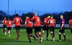 SOUTHAMPTON, ENGLAND - APRIL 05:  during the U23's PL2 match between Southampton FC and Norwich City pictured at Staplewood Complex on April 05, 2019 in Southampton, England. (Photo by James Bridle - Southampton FC/Southampton FC via Getty Images)