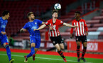 SOUTHAMPTON, ENGLAND - APRIL 10: Will Ferry  (middle) during the International PL Cup match between Southampton FC and Dinamo Zagreb, pictured at St. Mary's Stadium on April 10, 2019 in Southampton, England. (Photo by James Bridle - Southampton FC/Southampton FC via Getty Images) (Photo by James Bridle - Southampton FC/Southampton FC via Getty Images)