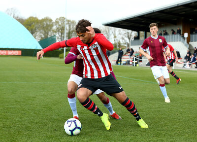 U18 Highlights: Saints 1-3 Villa