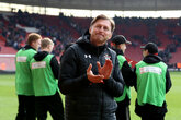 Hasenhüttl: Fans' support is amazing