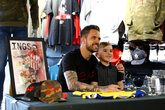 Ings and Djenepo signing session tonight