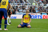 Gallery: Newcastle 3-1 Saints