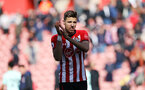 SOUTHAMPTON, ENGLAND - APRIL 27: Jan Bednarek during the Premier League match between Southampton FC and AFC Bournemouth at St Mary's Stadium on April 27, 2019 in Southampton, United Kingdom. (Photo by Chris Moorhouse/Southampton FC via Getty Images)