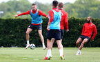 SOUTHAMPTON, ENGLAND - MAY 01: Jan Bednarek during a Southampton FC training session at the Staplewood Campus on May 01, 2019 in Southampton, England. (Photo by Matt Watson/Southampton FC via Getty Images)