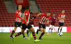 SOUTHAMPTON, ENGLAND - MAY 03: during the U23s PL2 Play off Semi-Final between Southampton FC and Aston Villa FC pictured at St Mary's Stadium on May 03, 2019 in Southampton, England. (Photo by James Bridle - Southampton FC/Southampton FC via Getty Images)