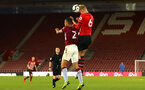 SOUTHAMPTON, ENGLAND - MAY 03: Aaron O'Driscoll  (right) during the U23s PL2 Play off Semi-Final between Southampton FC and Aston Villa FC pictured at St Mary's Stadium on May 03, 2019 in Southampton, England. (Photo by James Bridle - Southampton FC/Southampton FC via Getty Images)