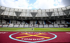 LONDON, ENGLAND - MAY 04: A general view ahead of the Premier League match between West Ham United and Southampton FC at the London Stadium on May 04, 2019 in London, United Kingdom. (Photo by Matt Watson/Southampton FC via Getty Images)