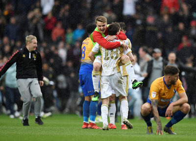 Loan Watch: Hesketh celebrates promotion with MK Dons