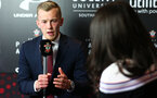 James Ward-Prowse during the 2018/19 Southampton FC Player Awards night, at St Mary's Stadium, Southampton, 7th May 2019