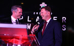 Ralph Hasenhuttl during the 2018/19 Southampton FC Player Awards night, at St Mary's Stadium, Southampton, 7th May 2019