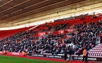 SOUTHAMPTON, ENGLAND - MAY 08: General View during a Southampton FC open training session at St Mary's Stadium on May 08, 2019 in Southampton, England. (Photo by James Bridle - Southampton FC/Southampton FC via Getty Images)