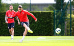 SOUTHAMPTON, ENGLAND - MAY 10: Shane Long during a Southampton FC training session at the Staplewood Campus on May 10, 2019 in Southampton, England. (Photo by Matt Watson/Southampton FC via Getty Images)