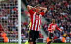 SOUTHAMPTON, ENGLAND - MAY 12: James Ward-Prowse of Southampton during the Premier League match between Southampton FC and Huddersfield Town at St Mary's Stadium on May 12, 2019 in Southampton, United Kingdom. (Photo by Matt Watson/Southampton FC via Getty Images)