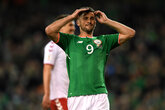 Long withdraws from Ireland squad