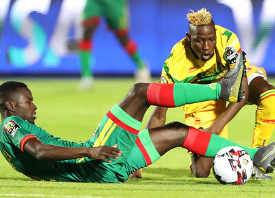 Djenepo helps Mali to victory