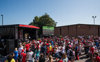 SOUTHAMPTON, ENGLAND - JUNE 29:  during the Saints Festival held at St Mary's Stadium pictured on the June 29, 2019 in Southampton, England. (Photo by James Bridle - Southampton FC/Southampton FC via Getty Images)