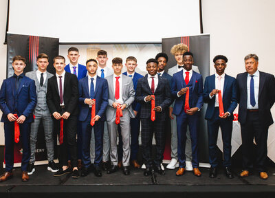 13 youngsters sign Academy scholarships