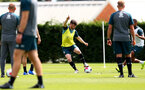 SOUTHAMPTON, ENGLAND - JULY 03: Will Ferry during a Southampton FC pre-season training session at the Staplewood Campus on July 03, 2019 in Southampton, England. (Photo by Matt Watson/Southampton FC via Getty Images)