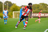 Young Saints face Eastleigh