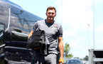 ALTACH, AUSTRIA - JULY 14: Ralph Hasenhuttl ahead of the pre-season friendly match between SCR Altach and Southampton FC at The Cashpoint Arena on July 14, 2019 in Altach, Austria. (Photo by Matt Watson/Southampton FC via Getty Images)