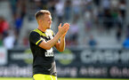 ALTACH, AUSTRIA - JULY 14: James Ward-Prowse during the pre-season friendly match between SCR Altach and Southampton FC at The Cashpoint Arena on July 14, 2019 in Altach, Austria. (Photo by Matt Watson/Southampton FC via Getty Images)