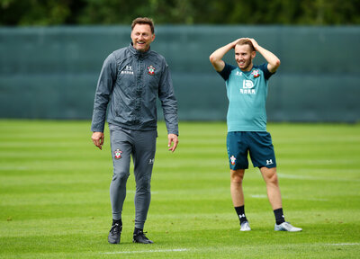"""Vokins eager to fight for Hasenhüttl's """"trust"""""""