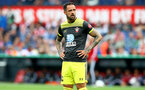 ROTTERDAM, NETHERLANDS - JULY 28: Danny Ings of Southampton during the pre season friendly match between Feyenoord and Southampton FC at De Kuip on July 28, 2019 in Rotterdam, Netherlands. (Photo by Matt Watson/Southampton FC via Getty Images)