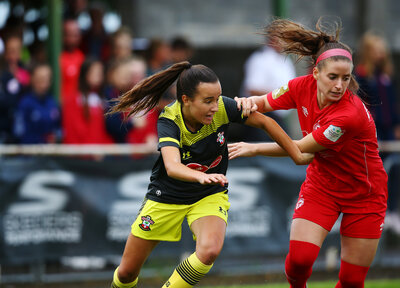 Women face London City Lionesses friendly