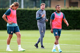 Hasenhüttl expects another competitive Clarets clash