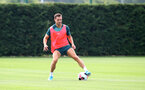 SOUTHAMPTON, ENGLAND - AUGUST 02: Cedric Soares during a Southampton FC pre season training session at the Staplewood Campus on August 02, 2019 in Southampton, England. (Photo by Matt Watson/Southampton FC via Getty Images)
