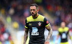 BURNLEY, ENGLAND - AUGUST 10: Danny Ings of Southampton during the Premier League match between Burnley FC and Southampton FC at Turf Moor on August 10, 2019 in Burnley, United Kingdom. (Photo by Matt Watson/Southampton FC via Getty Images)