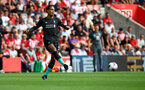 SOUTHAMPTON, ENGLAND - AUGUST 17: Virgil Van Dijk of Liverpool during the Premier League match between Southampton FC and Liverpool FC at St Mary's Stadium on August 17, 2019 in Southampton, United Kingdom. (Photo by Matt Watson/Southampton FC via Getty Images)