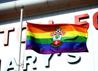 Saints support Southampton Pride